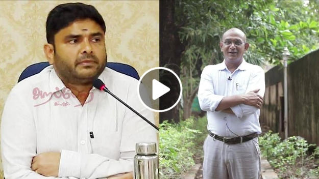 This is the video for which the fake case was filed on Arappor