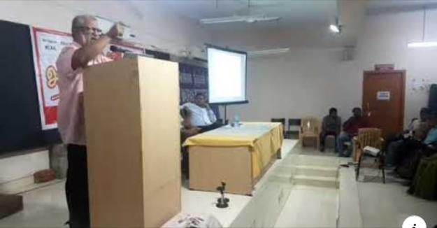 Senior HC Advocate Suresh Veeraraghavan presents about CAA & NRC